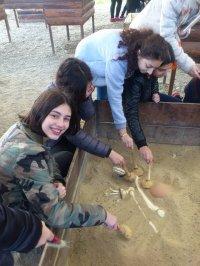 ნორჩი არქეოლოგები