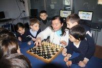 ჭადრაკის წრე