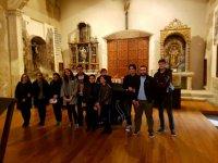 გიმნაზია აია–GESS მოსწავლეები ესპანეთში