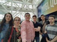 გიმნაზია აია–GESS–ის მოსწავლეები Intel-ISEF-ის კონკურსში საქართველოს წარგზავნილები არიან