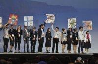 აია-ჯესის მოსწავლეები მსოფლიოში ყველაზე ფართომასშტაბიან საერთაშორისო საინჟინრო და სამეცნიერო კონკურსზე